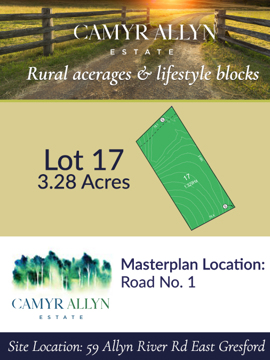 Lot 17 - Camyr Allyn Estate