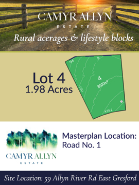 Lot 4 - Camyr Allyn Estate (Copy-1)