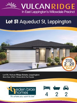 Lot 51 Aqueduct St ***UNDER OFFER***