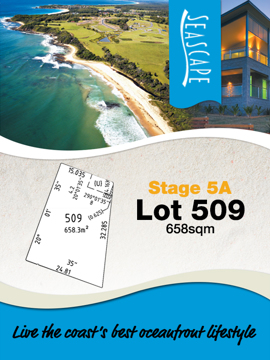 Lot 509 - Seascape Village